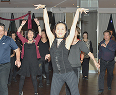 Photo of Nov 8, 2013 Paramount Dance Night