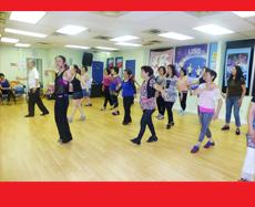 Line Dance Practice Night Aug 16, 2013