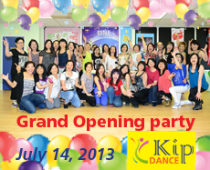Photo of Grand Opening Party