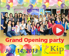 Slide Show of Grand Opening Party