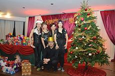 Christmas Party at Paramount