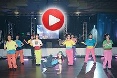 Choreography and Performance at 歌藝會六週年暨楓華龍宴愛心慈善晚會2014 (Video)
