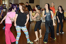 Photos of Paramount Dance Night Aug 22, 2014