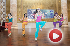 Video of Zumba Demo, Oct 18, 2014