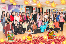 Photos Lunar New Year Line Dance Party 2015