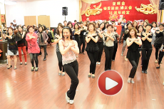 Video of 小苹果 Line Dance—Walk Through Demo