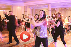 40 Steps Line Dance—Lead by Kip Lo